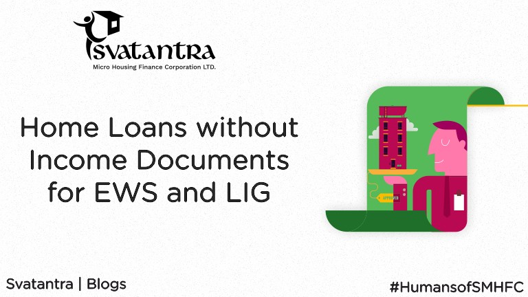 Home Loan without documents